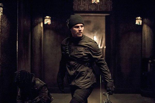 Arrow | Zdjęcia z odcinka s03e16
