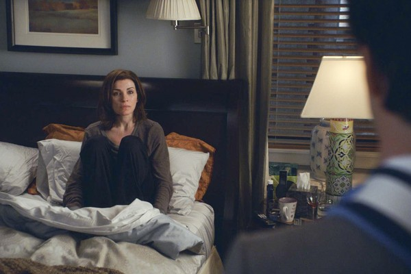 The Good Wife, Żona idealna | Fragment odcinka s05e17