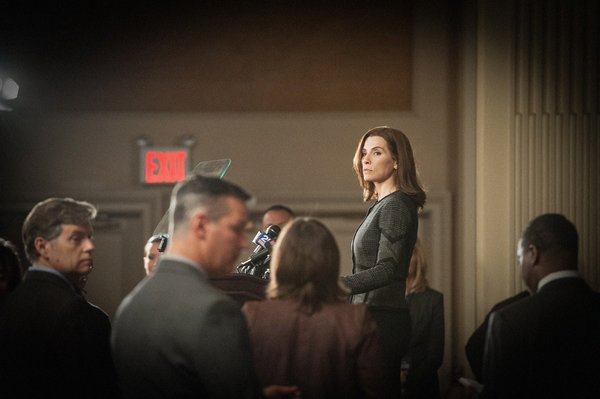 The Good Wife, Żona idealna | Fragmenty odcinka s06e20