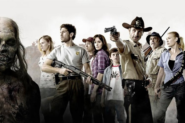 The Walking Dead S03E016 HDTV.XviD-AFG + napisy PL